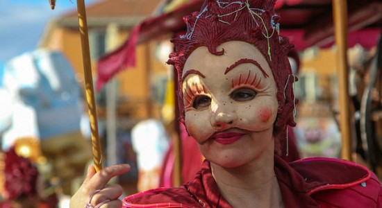 Karneval in Nizza